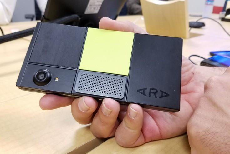 Смартфон Google Project Ara будет стоить не больше топовых смартфонов других компаний