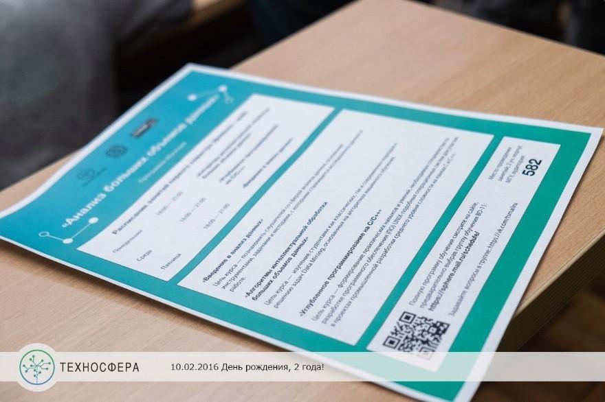 Техносфера Mail.Ru: проекты студентов, лаборатория и чемпионаты по Data Science - 1