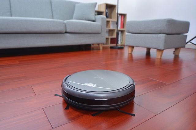 Chuwi iLife A4 — робот-пылесос от известного производителям планшетов