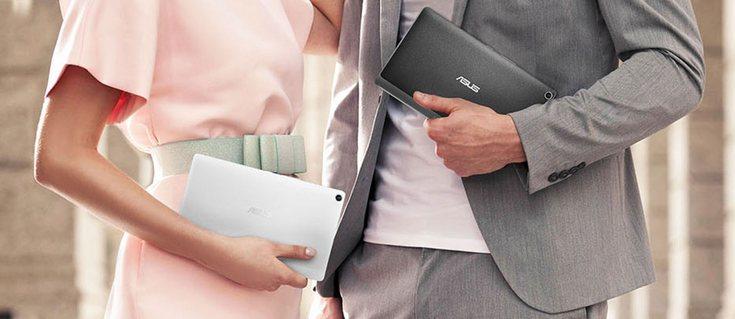 Asus представила новые планшеты ZenPad 8 и ZenPad 10