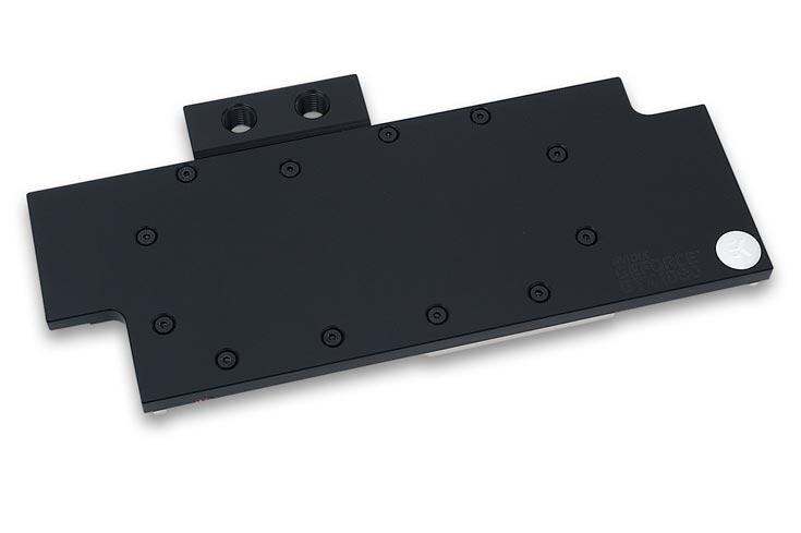Водоблок EK Water Blocks EK-FC1080 GTX предложен в четырех разновидностях