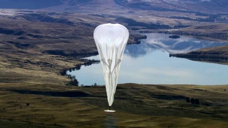 Индия готовится принять шары Project Loon