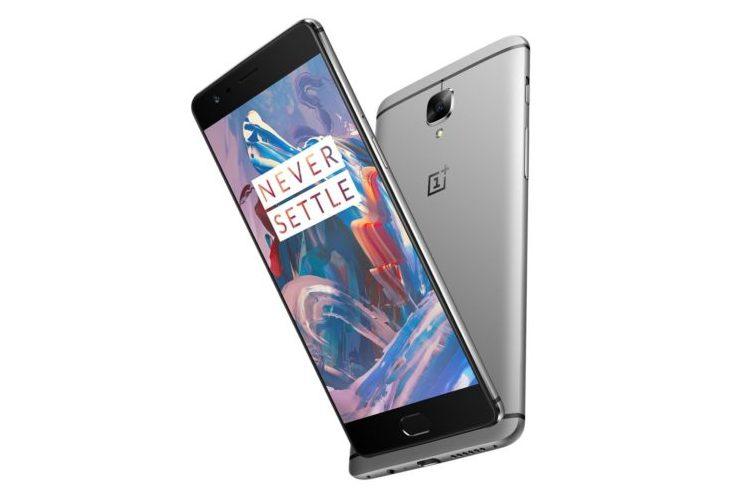 Смартфон OnePlus 3 оснастят экраном диагональю 5,5 дюйма