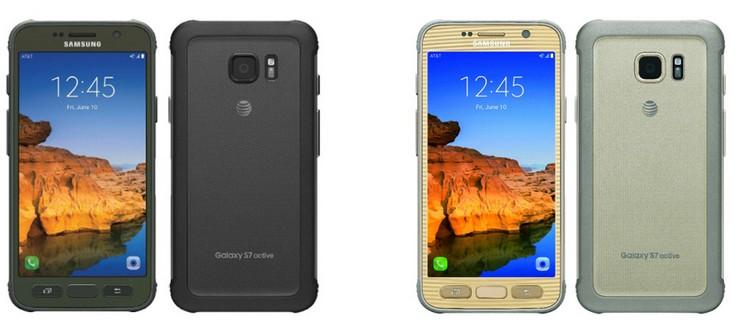 Смартфон Samsung Galaxy S7 Active получит ёмкий аккумулятор