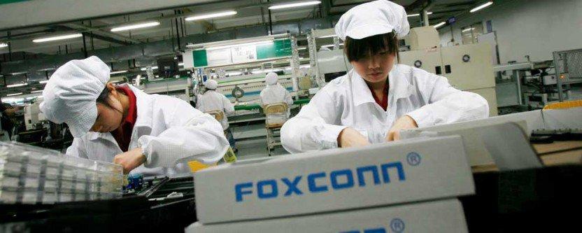 Foxconn заменит 60000 сотрудников роботами - 2