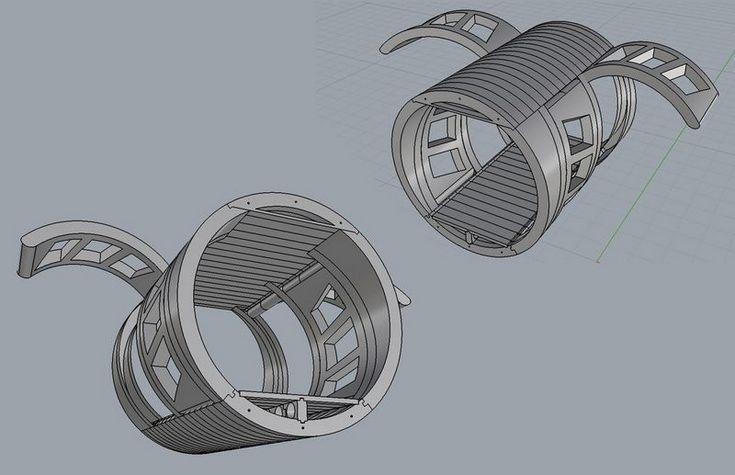Капсулы поездов Hyperloop будут сделаны из вибраниума