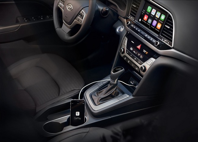 Hyundai добавила поддержку Apple CarPlay в восемь новых автомобилей