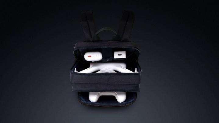 Xiaomi представила свой первый мультикоптер: 4К-камера, 27 минут полёта - 6