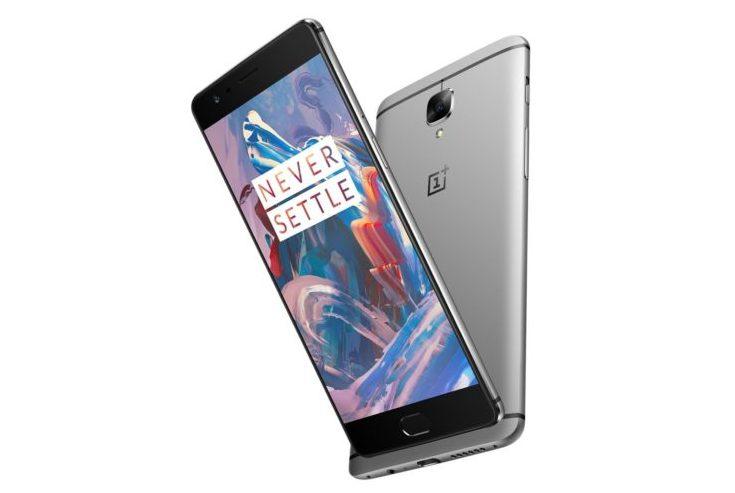 Смартфон OnePlus 3 представят в середине июня