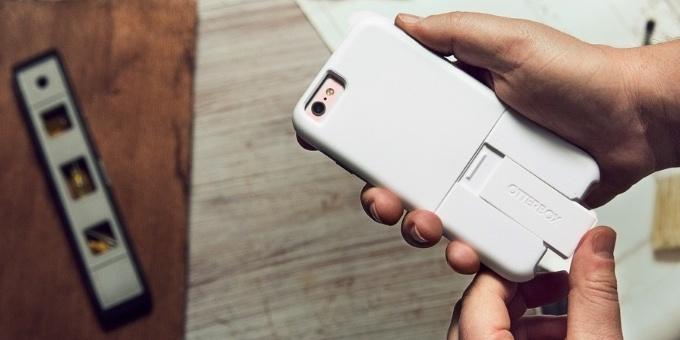 Чехол Otterbox Universe позволяет подключить к iPhone множество различных аксессуаров