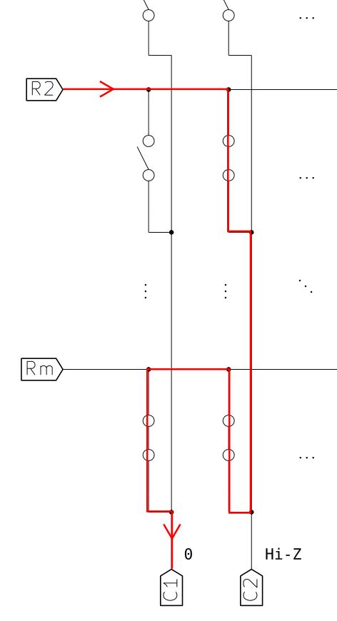 Как сделать клавиатуру — Матрица - 6