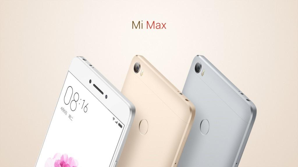Когда размер имеет значение: Mi Max и другие новинки от XIAOMI - 1