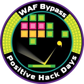 Конкурс WAF Bypass на Positive Hack Days VI - 1
