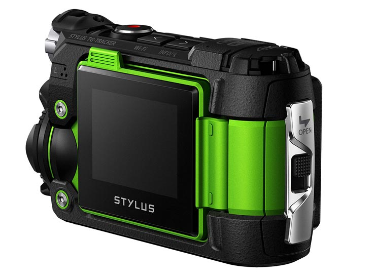 Камера Olympus TG-Tracker поступит в продажу в июле по цене $350