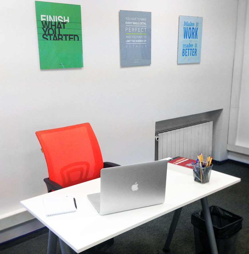 Рабочее место .NET разработчика или трудности выбора идеальной конфигурации - 1