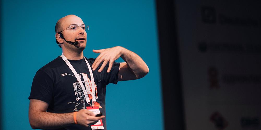 «Темная сторона» IT-конференций: Работа спонсора «изнутри» - 10
