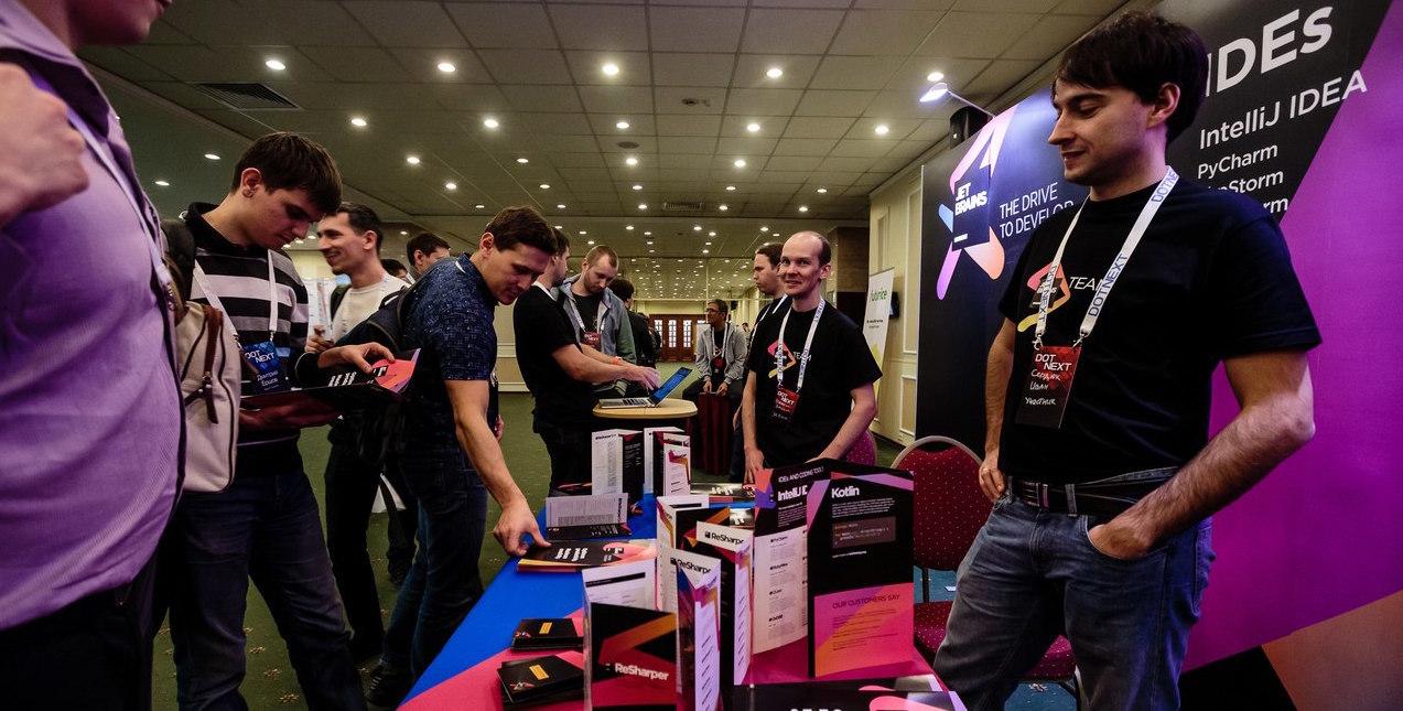 «Темная сторона» IT-конференций: Работа спонсора «изнутри» - 14