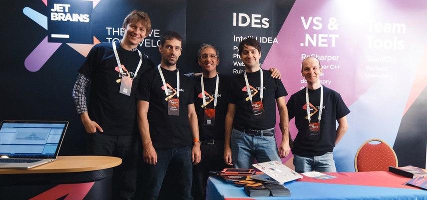 «Темная сторона» IT-конференций: Работа спонсора «изнутри» - 21