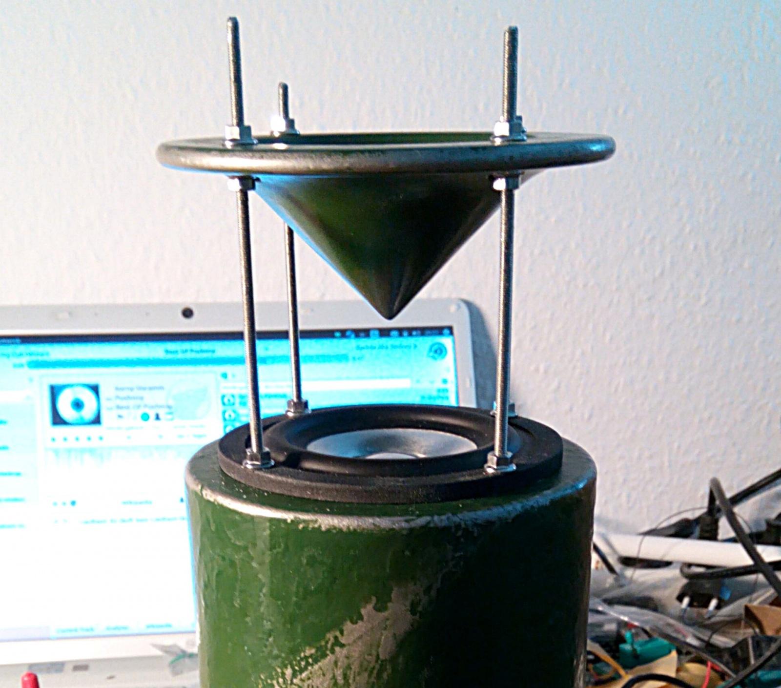 Устройство акустического подавления реальности, или музыка из 3D принтера - 10