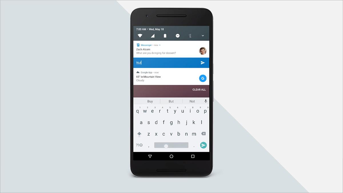 Google I-O 2016: Подробности об Android N и Android-экосистеме - 10