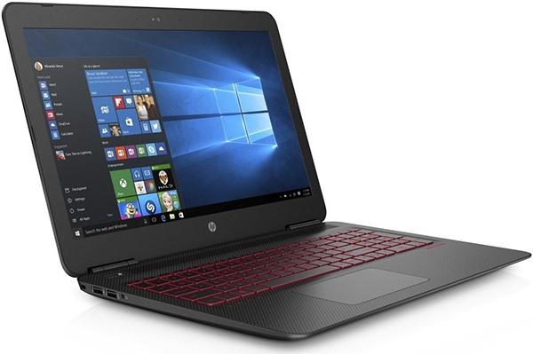 HP Omen, 15-дюймовый ноутбук