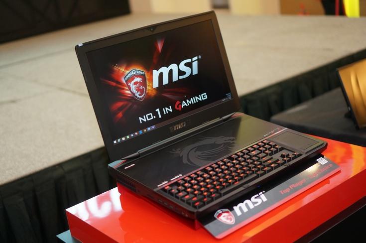 Чистая прибыль MSI от продажи игровых ноутбуков превысила таковую у компании Asus