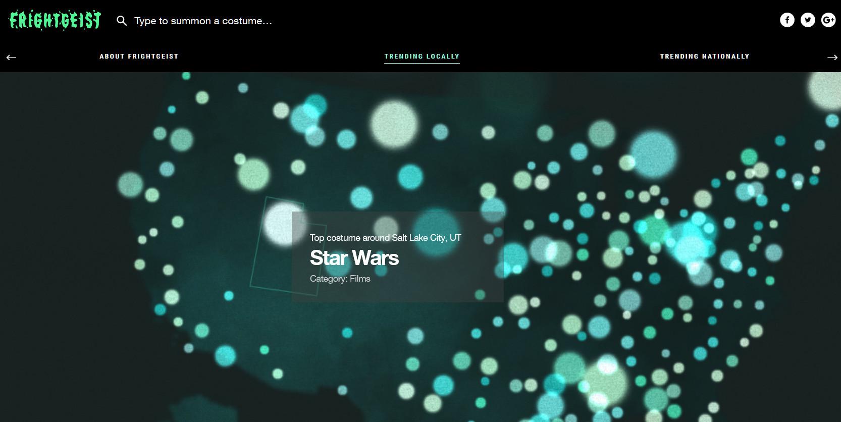 Необычные сайты 2016 от Webby Awards - 5