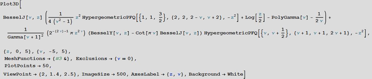 Новые производные функций Бесселя выведены с помощью языка Wolfram Language - 49
