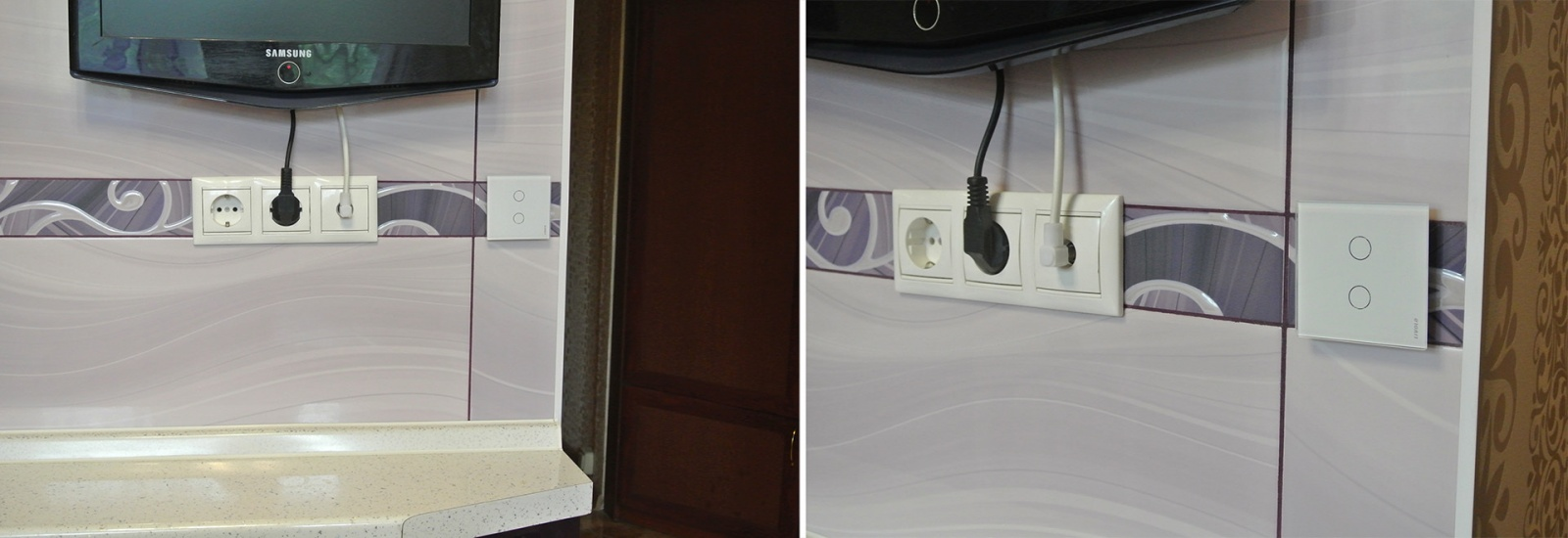 Сенсорный радио выключатель на батарейках. Livolo + Z-Uno - 11