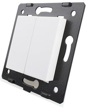 Сенсорный радио выключатель на батарейках. Livolo + Z-Uno - 4