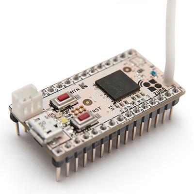 Сенсорный радио выключатель на батарейках. Livolo + Z-Uno - 5