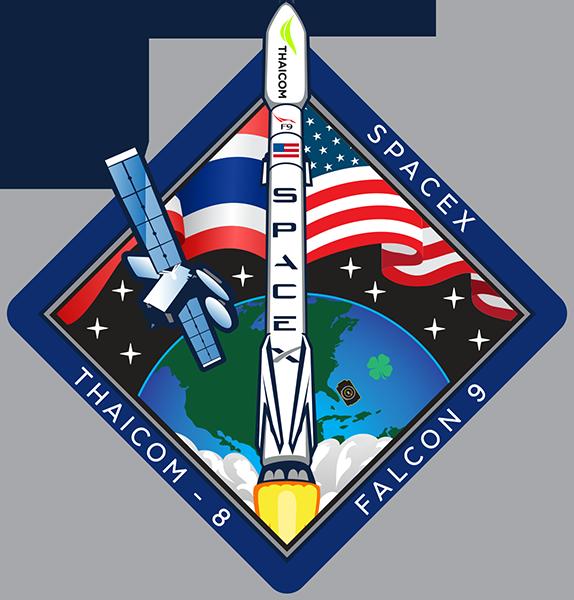 Текстовая трансляция запуска SpaceX Thaicom 8 [старт отложили на сутки] - 1