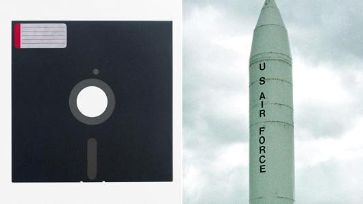 Военные США используют 8-дюймовые гибкие дискеты и компьютеры 70-х годов для управления ядерным арсеналом - 1