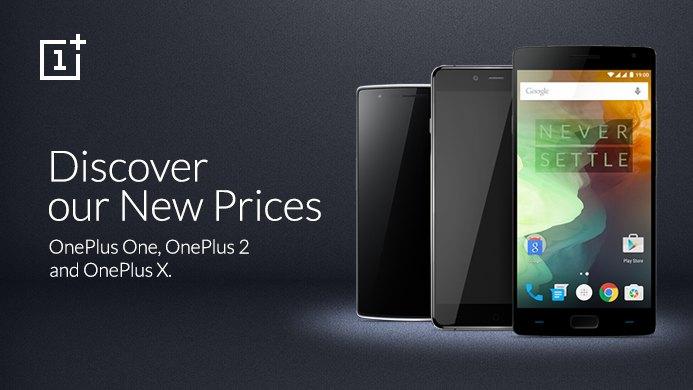 Смартфоны OnePlus стали дешевле на $50