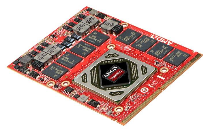 Первыми 3D-карты AMD FirePro S7100X получили серверы HPE ProLiant WS460c Gen9