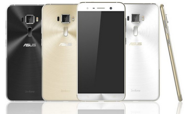 Характеристики смартфона Asus Zenfone 3 Deluxe опубликованы в базе данных GFXBench