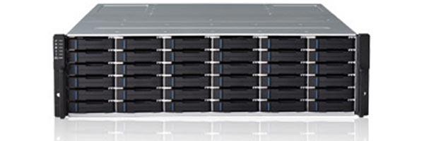 Производитель относит хранилище данных Infortrend EonStor DS 1036B к начальному уровню