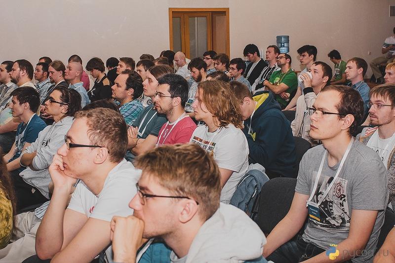 Предварительная программа PyCon Russia готова. Выступят докладчики из США, Англии, Франции, Чехии, Украины и России - 17