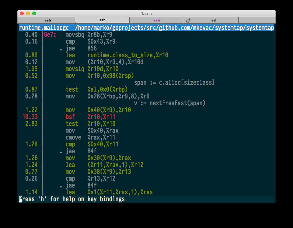 Профилирование и оптимизация программ на Go - 6