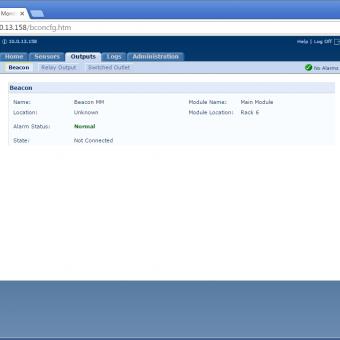 Сравнение систем мониторинга Vutlan SC8100 и APC NetBotz Rack Monitor 200 - 17