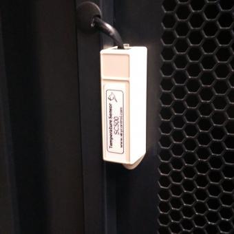 Сравнение систем мониторинга Vutlan SC8100 и APC NetBotz Rack Monitor 200 - 54
