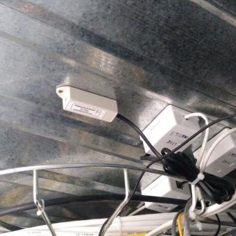 Сравнение систем мониторинга Vutlan SC8100 и APC NetBotz Rack Monitor 200 - 56