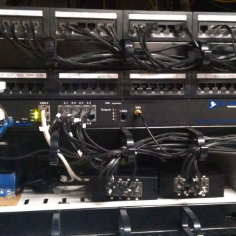 Сравнение систем мониторинга Vutlan SC8100 и APC NetBotz Rack Monitor 200 - 57