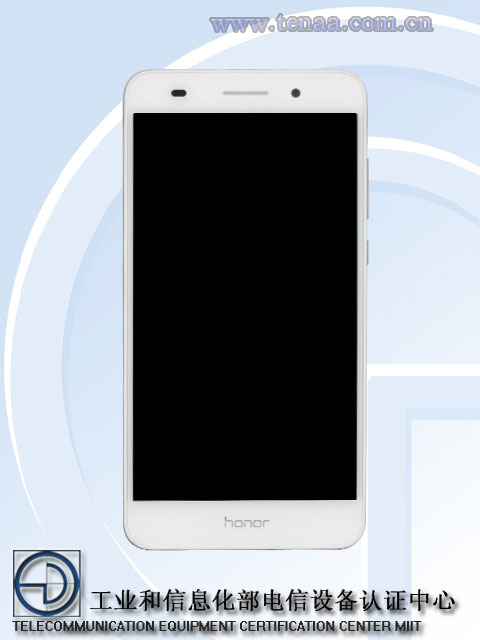 В базе данных TENAA замечены бюджетные смартфоны Huawei Honor 5A и 5A Plus