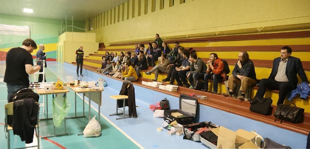 Всероссийская инженерная олимпиада для старшеклассников: BigData и Интеллектуальные энергетические системы - 48