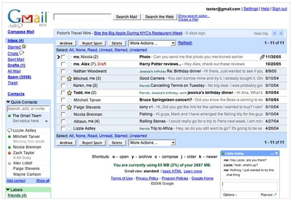 Gchat был мессенджером будущего, но Google этого не понял - 1