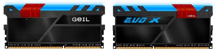 GeIL впервые покажет модули оперативной памяти DDR4 EVO X с HILM на выставке Computex 2016