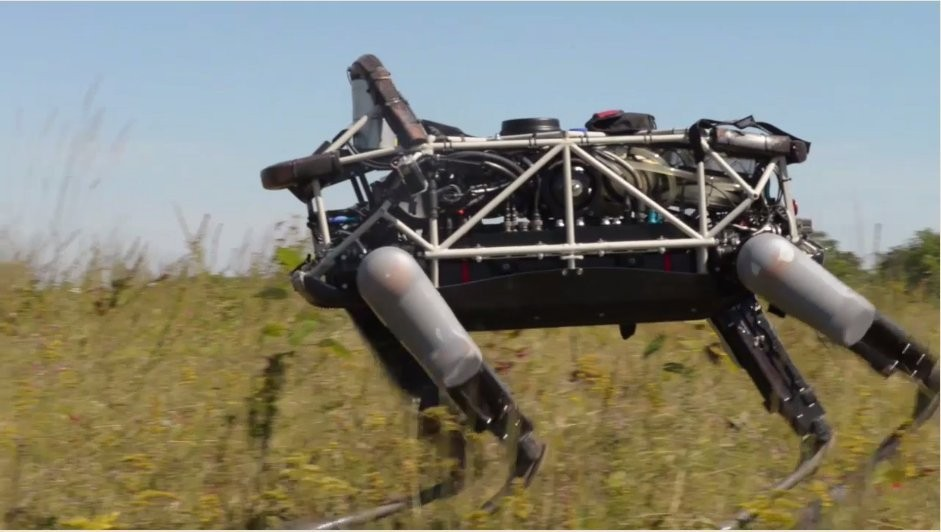 Google продаёт Boston Dynamics из-за разногласий по поводу роботов - 2