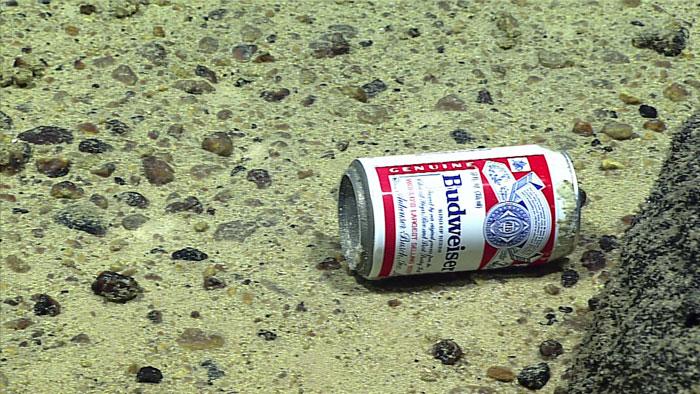 Кто проживает на дне океана? SPAM и банки из-под пива - 2