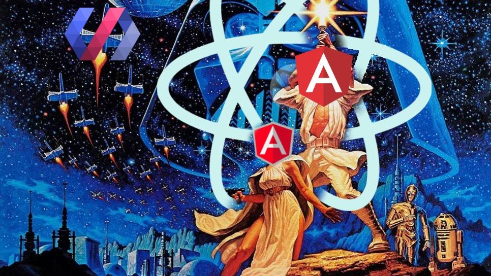 Angular 2 несёт мир в галактику фронтенда - 1
